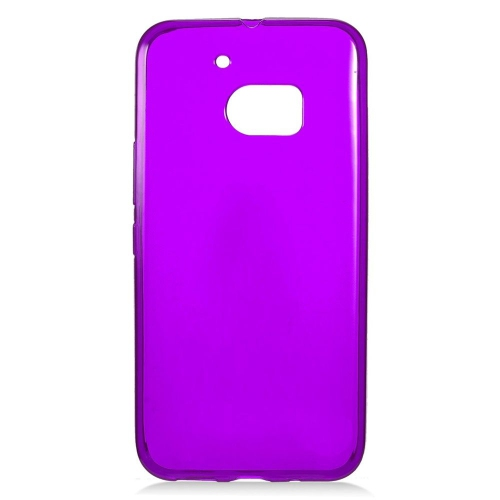 Insten Frosted TPU Cover Case For HTC One M10, Purple