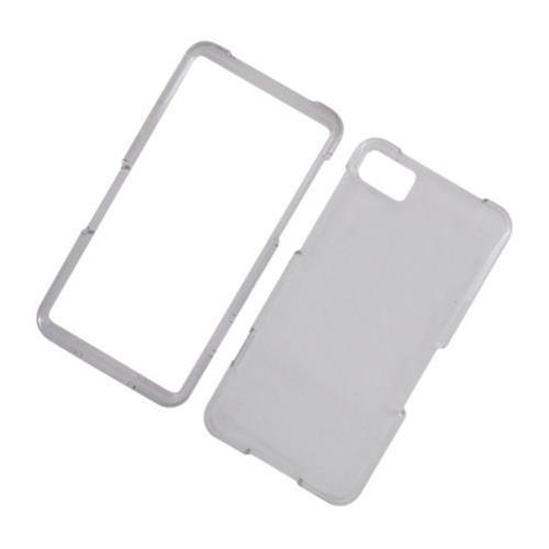 Insten Hard Plastic Case For BlackBerry Z10, Clear