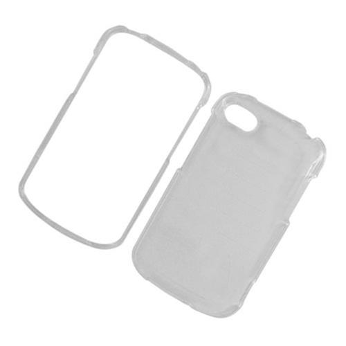 Insten Hard Plastic Cover Case For BlackBerry Q10, Clear