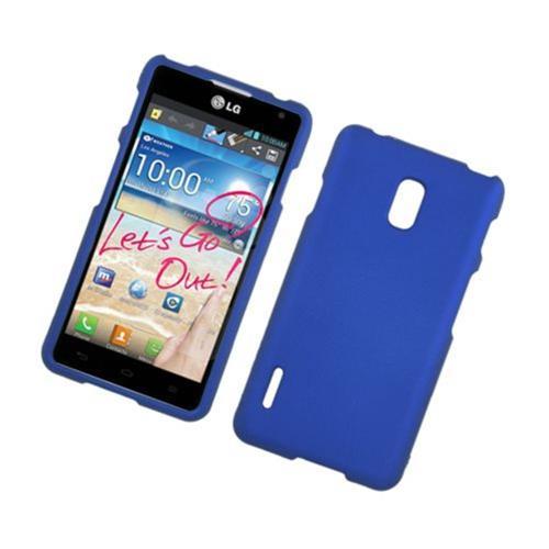Insten Hard Cover Case For LG Optimus F7 US780 (US Cellular), Blue