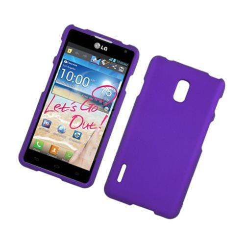 Insten Hard Cover Case For LG Optimus F7 US780 (US Cellular), Purple