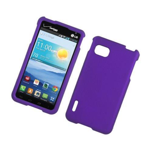 Insten Hard Case For LG Optimus F3 LS720, Purple