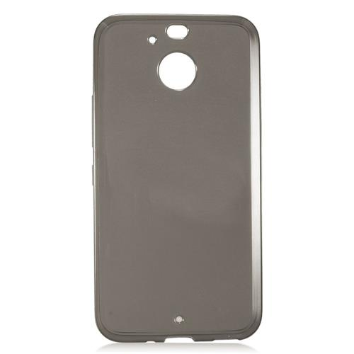 Insten Frosted TPU Cover Case For HTC 10 EVO / Bolt, Gray