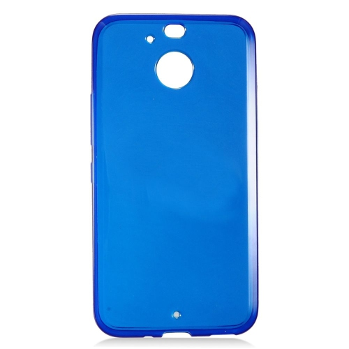 Insten Frosted TPU Cover Case For HTC 10 EVO / Bolt, Blue
