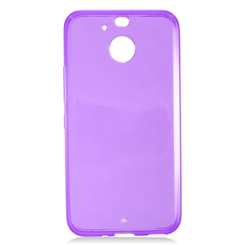 Insten Frosted Gel Case For HTC 10 EVO / Bolt, Purple