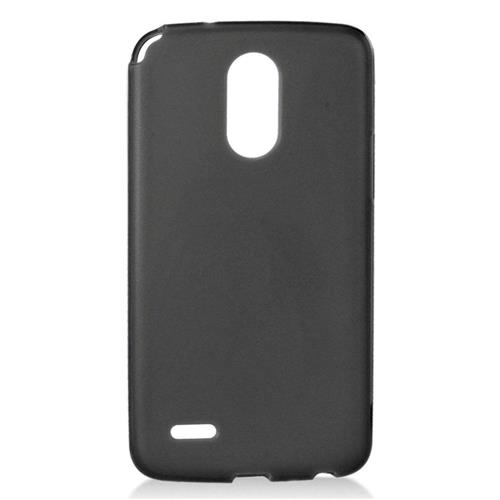Insten Frosted Rubber Case For LG Stylo 3, Black
