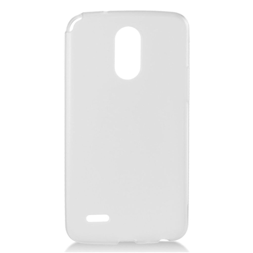 Insten Frosted TPU Case For LG Stylo 3, White