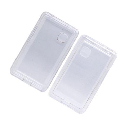 Insten Hard Plastic Case For LG 840G, Clear