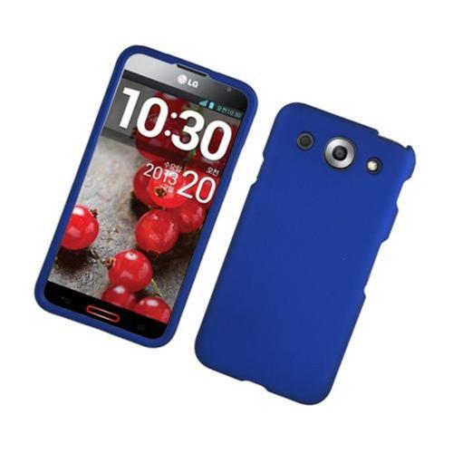 Insten Hard Cover Case For LG Optimus G Pro E980, Blue