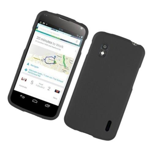 Insten Hard Case For LG Google Nexus 4 E960, Black