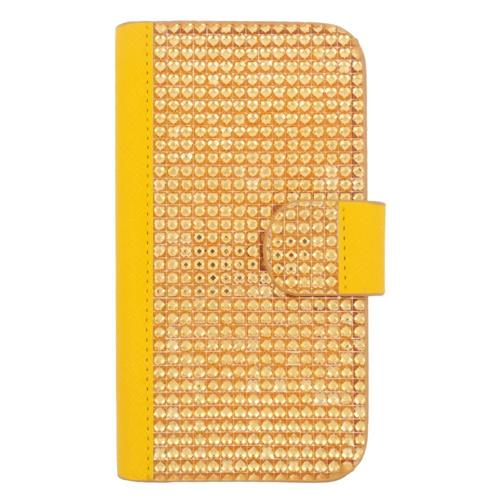 Insten Case For BlackBerry Z10,Motorola Razr XT912 Moto E (2nd Gen)/G,Samsung Galaxy J1 (2015), Gold