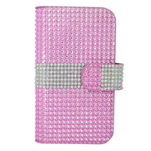 Insten Case For BlackBerry Z10,Motorola Razr XT912 Moto E (2nd Gen)/G,Samsung Galaxy J1 (2015), Pink