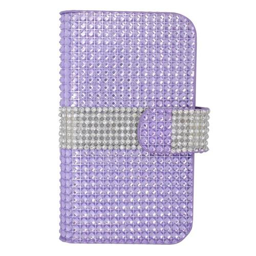 Insten Case For BlackBerry Z10,Motorola Razr XT912 Moto E 2nd Gen/G,Samsung Galaxy J1 (2015), Purple