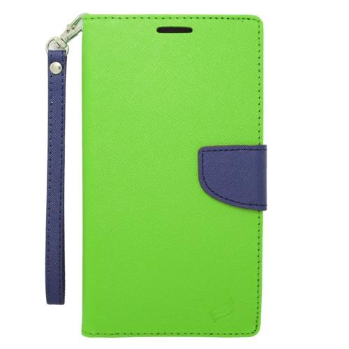 Insten Flip Case For LG V10/V20, Samsung Galaxy Note 4/Note 5/S6 Edge Plus, ZTE ZMax, Green