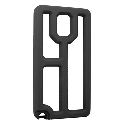 Insten Gel Cover Case For Samsung Galaxy Note 4, Black