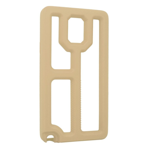 Insten TPU Cover Case For Samsung Galaxy Note 4, Gold