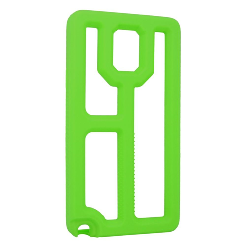 Insten TPU Case For Samsung Galaxy Note 4, Green