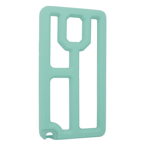 Insten TPU Cover Case For Samsung Galaxy Note 4, Mint