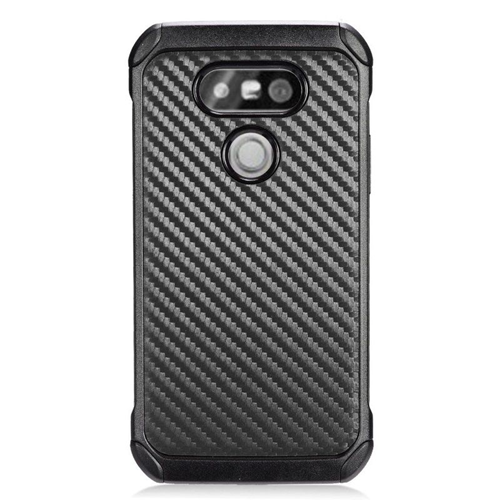 Insten Fitted Soft Shell Case for LG G5 - Black