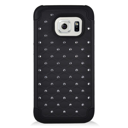 Insten Fitted Soft Shell Case for Samsung Galaxy S7 - Black