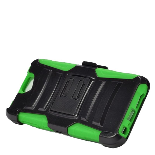 Insten Holster Case for HTC One A9 - Green;Black