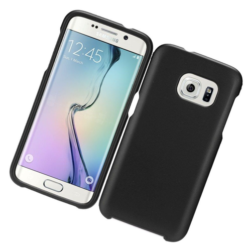 Insten Rubber Case For Samsung Galaxy S7, Black