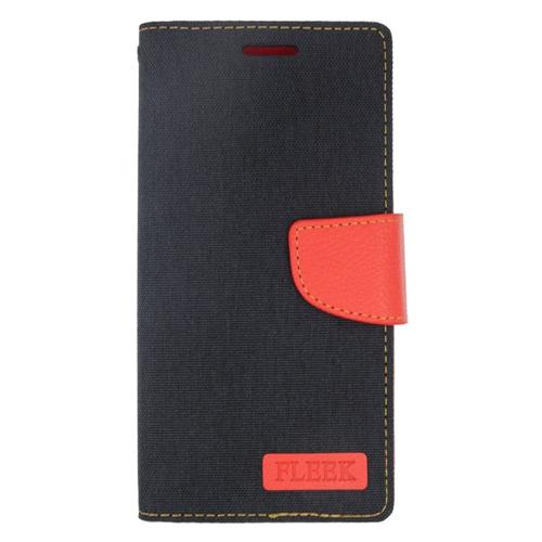 Insten Folio Case for Samsung Galaxy Note 5 - Black;Red