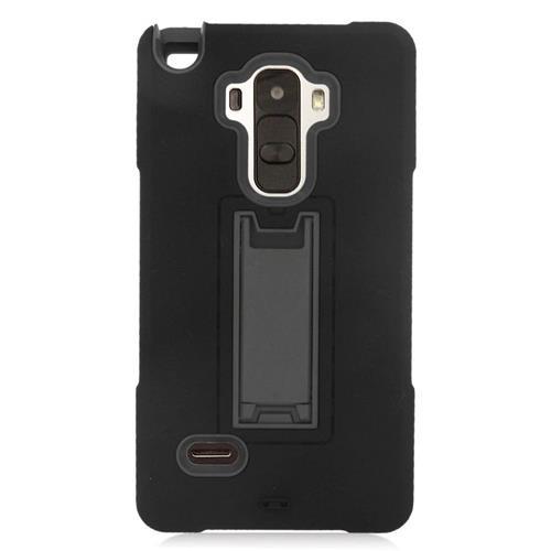 Insten Fitted Soft Shell Case for LG G Stylo - Black