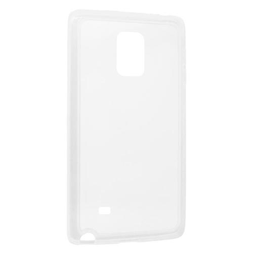 Insten TPU Rubber Candy Skin Case Cover Compatible With Samsung Galaxy Note Edge, Clear