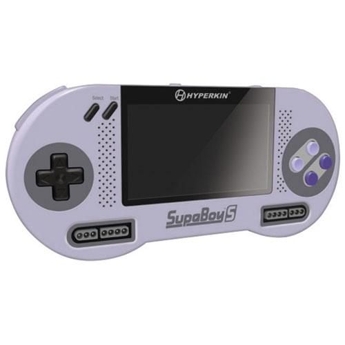 Console portative SupaBoy S de Hyperkin