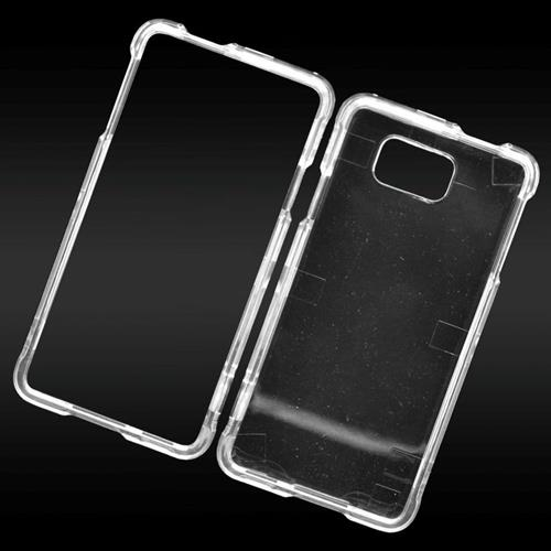 Insten Crystal Hard Snap-in Case For Samsung Galaxy Alpha SM-G850A (AT&T)/SM-G850T (T-Mobile), Clear
