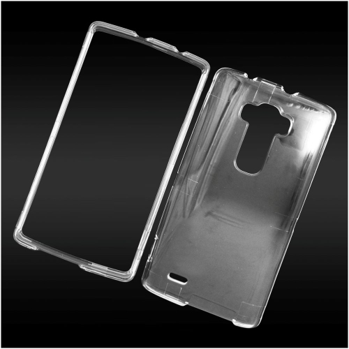 Insten Crystal Hard Snap-in Case Cover Compatible With LG G Flex 2, Clear