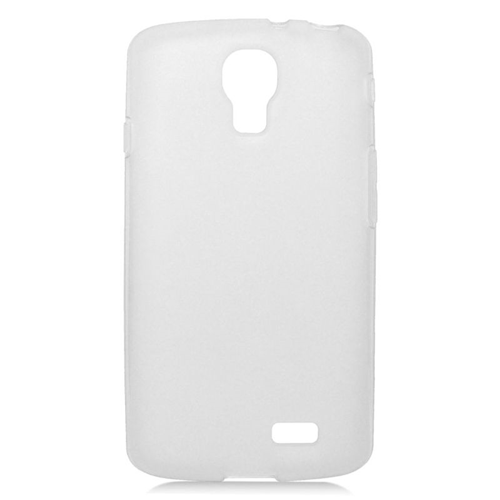 Insten TPU Rubber Candy Skin Case Cover Compatible With LG F70 D315, White