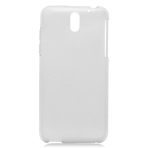Insten Fitted Soft Shell Case for HTC Desire 610 - Clear