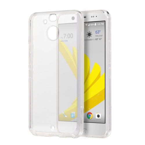 Insten TPU Rubber Candy Skin Case Cover Compatible With HTC Bolt, Clear