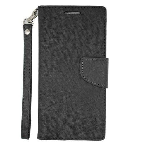 Insten Folio Case for HTC Desire Eye - Black