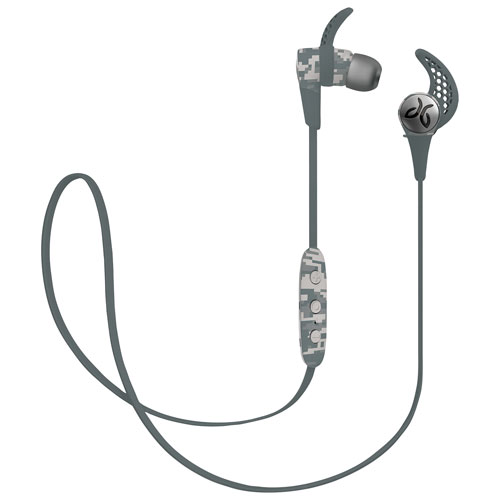 Jaybird X3 In-Ear Bluetooth Headphones - Camo - Only At Best Buy