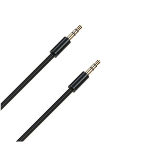 Insten Black Audio Cable with with A?3.5 to A?3.5 Plug(L=4 FT)