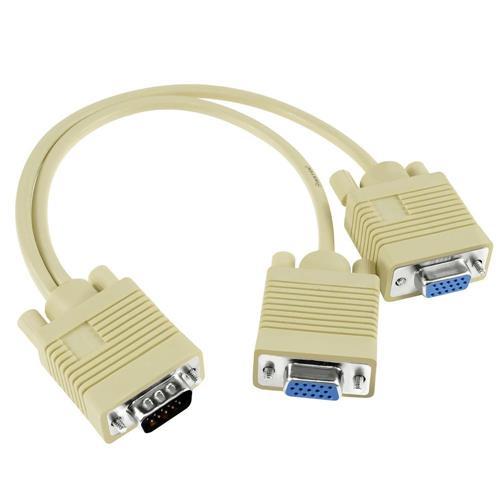 Insten VGA Y-Split Cable M / F