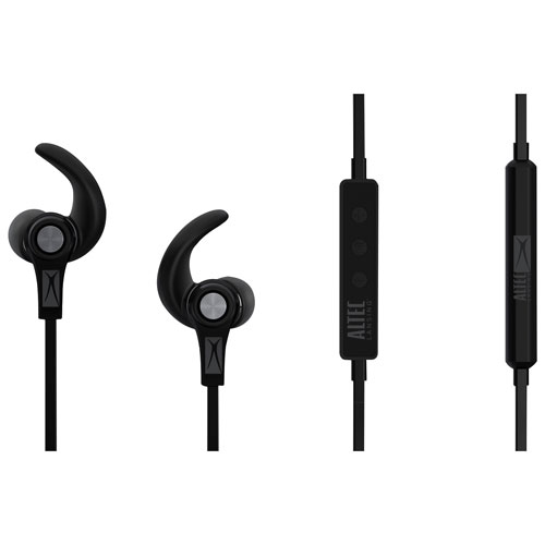 f3727f08120f33 Altec Lansing MZX856 In-Ear Bluetooth Headphones - Black - Only at Best Buy  | Best Buy Canada