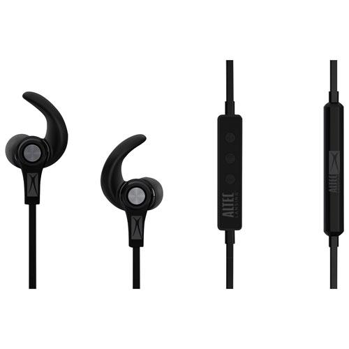 65aeabac5b9 Altec Lansing MZX856 In-Ear Bluetooth Headphones - Black - Only at Best Buy  | Best Buy Canada