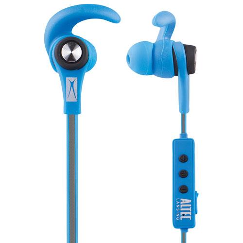 Altec Lansing MZX856 In-Ear Bluetooth Sport Headphones