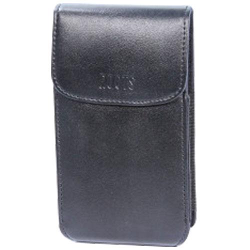 8f28128c00f8 Étui de ceinture universel et vertical en cuir XXL de Roots 73 - Noir   Étuis  pour autres téléphones cellulaires - Best Buy Canada