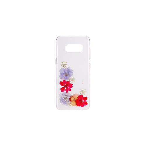 Samsung Galaxy S8 FLAVR Amelia Real Flower iPlate case