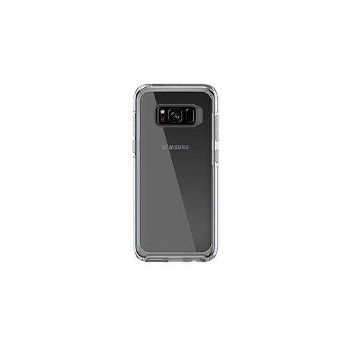 Samsung Galaxy S8 Plus Otterbox Clear MySymmetry Series case
