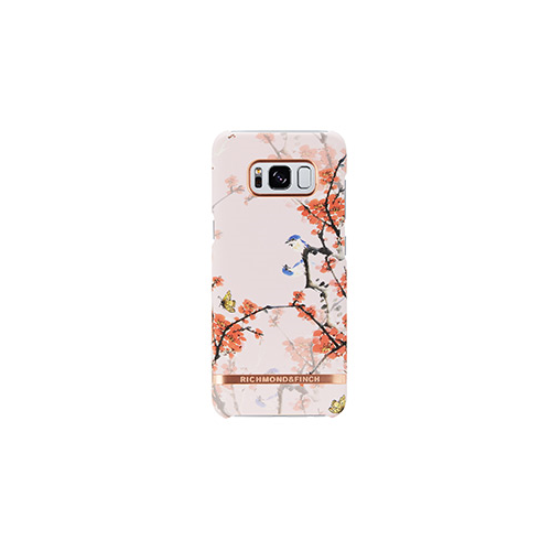 Samsung Galaxy S8 Plus Richmond & Finch Rose Gold Cherry Blush case