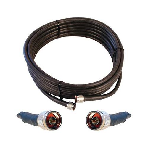 Cable 30' LMR400 eqiv. ultra low loss cable (N male - N male ends)
