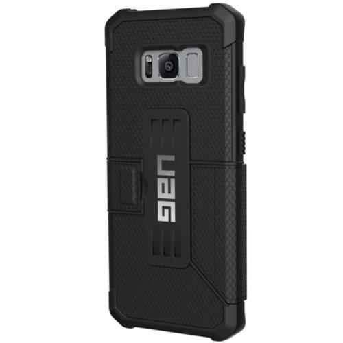 Samsung Galaxy S8 UAG Black/Black (Metropolis) Composite case