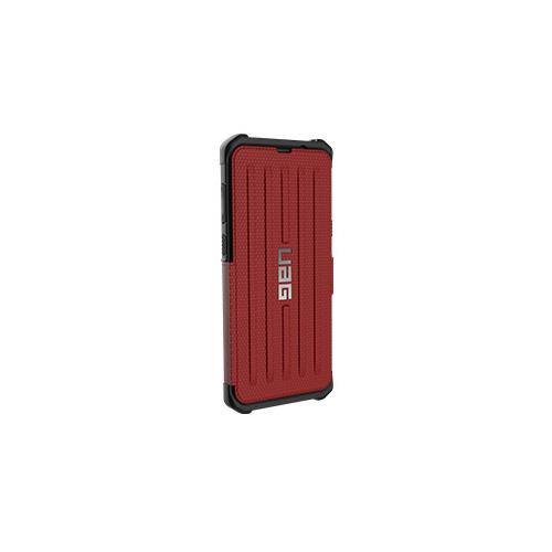 UAG Fitted Hard Shell Case for Samsung Galaxy S8 Plus - Black