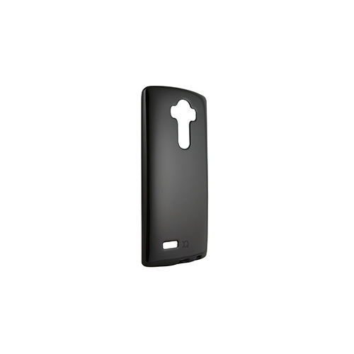 LG G4 Xqisit Black Flex Case